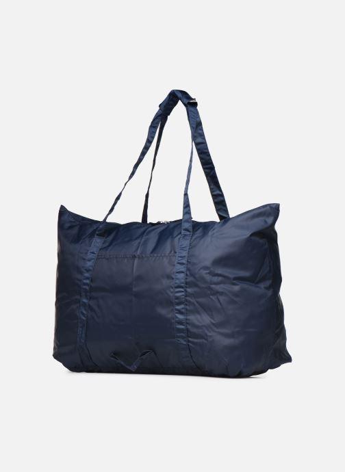 Bagage Bensimon Extra bag L Weekender pliable Blauw rechts