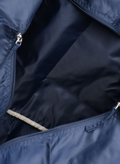 Bagages Bensimon Extra bag L Weekender pliable Bleu vue derrière