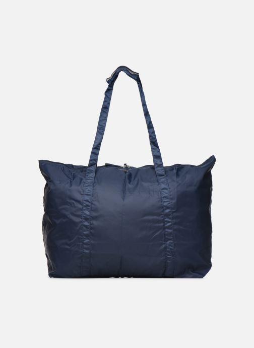 Bagages Bensimon Extra bag L Weekender pliable Bleu vue détail/paire