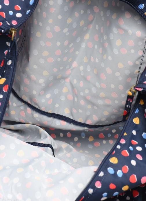 Reisegepäck Bensimon Extra bag L Weekender pliable blau ansicht von hinten