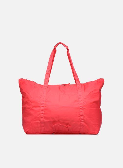 Bagages Bensimon Extra bag L Weekender pliable Rose vue face