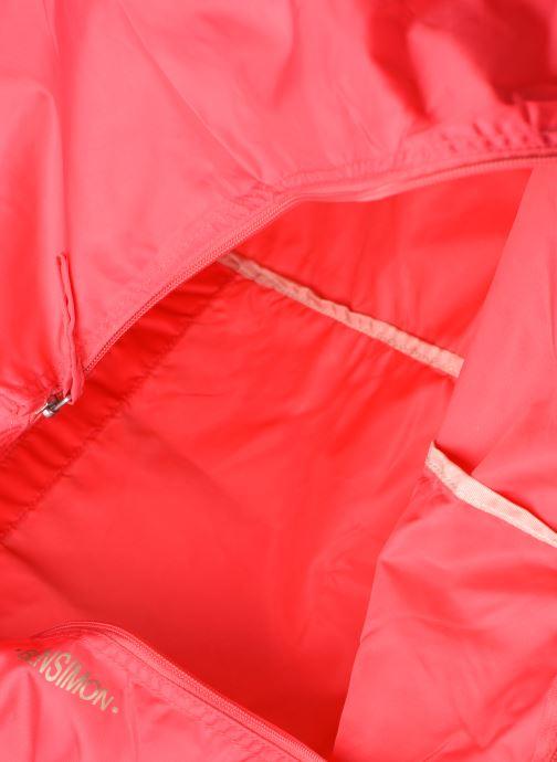 Reisegepäck Bensimon Extra bag L Weekender pliable rosa ansicht von hinten