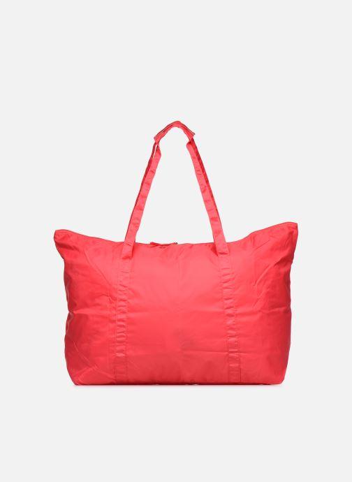 Bagages Bensimon Extra bag L Weekender pliable Rose vue détail/paire