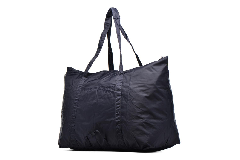 Bagages Bensimon Extra bag L Weekender pliable Bleu vue droite