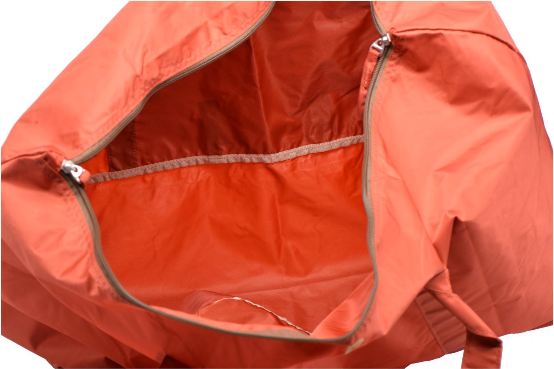 Bagages Bensimon Extra bag L Weekender pliable Marron vue derrière