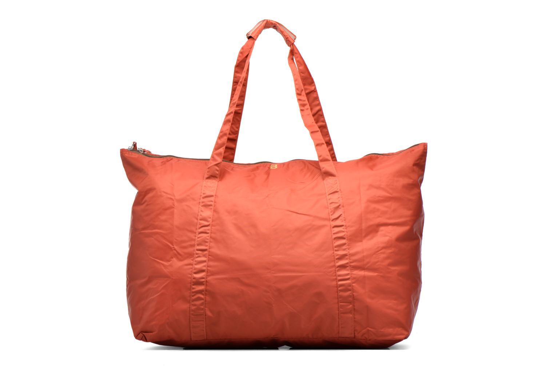 Bagages Bensimon Extra bag L Weekender pliable Marron vue gauche