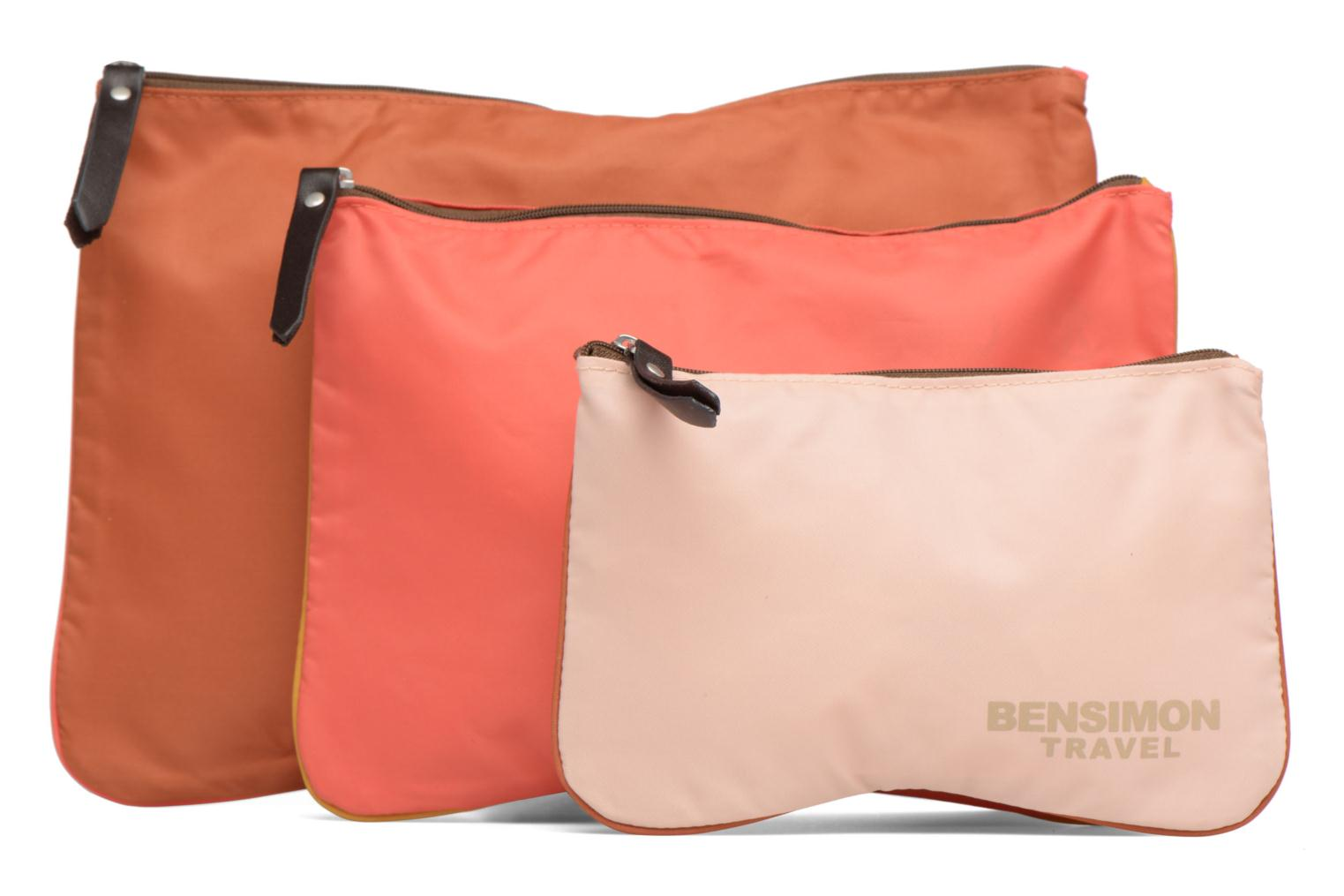 set Zipped Bensimon 218 pocket Rose wREEnASq