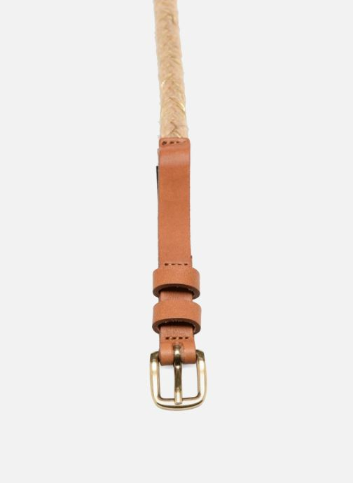 Riemen Bensimon Ceinture cordon 12mm Beige model