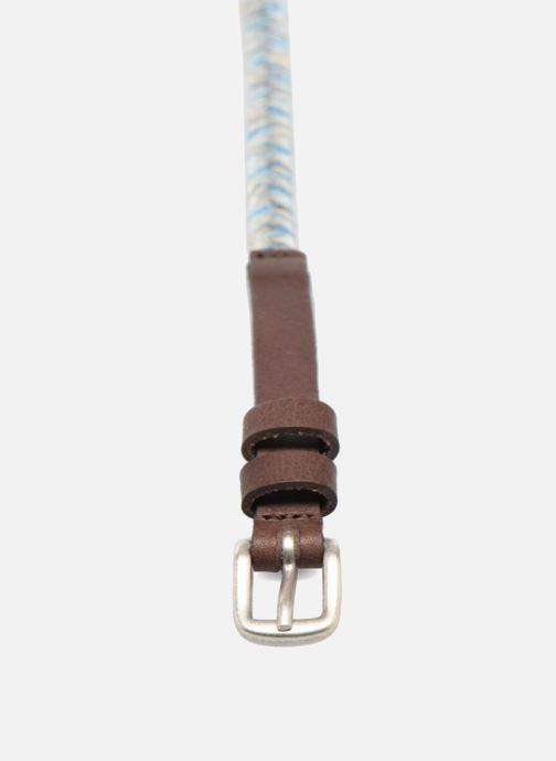 Cinture Bensimon Ceinture cordon 12mm Marrone modello indossato