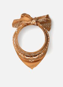 Sjaal Accessoires Foulard Bandana soie 80x80