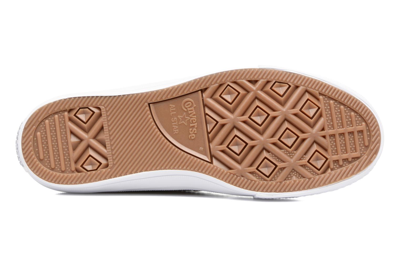 Sneaker Converse Chuck Taylor All Star II Ox Reflective Wash W grau ansicht von oben