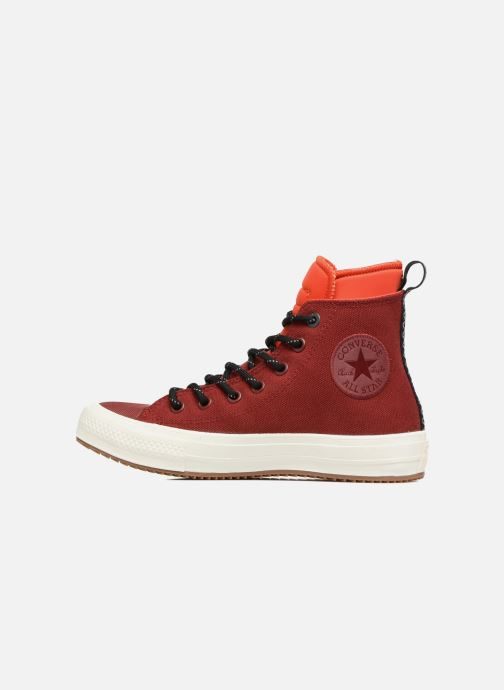 Sneakers Converse Chuck Taylor All Star II Hi Shield Canvas Boot W Rood voorkant