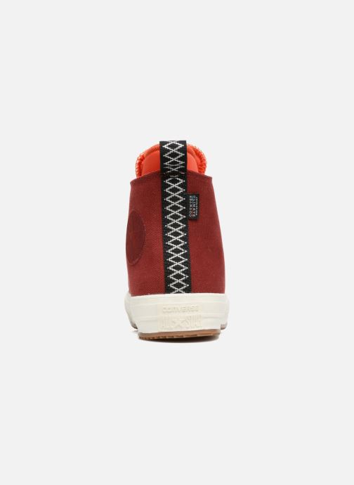 Sneakers Converse Chuck Taylor All Star II Hi Shield Canvas Boot W Rood rechts
