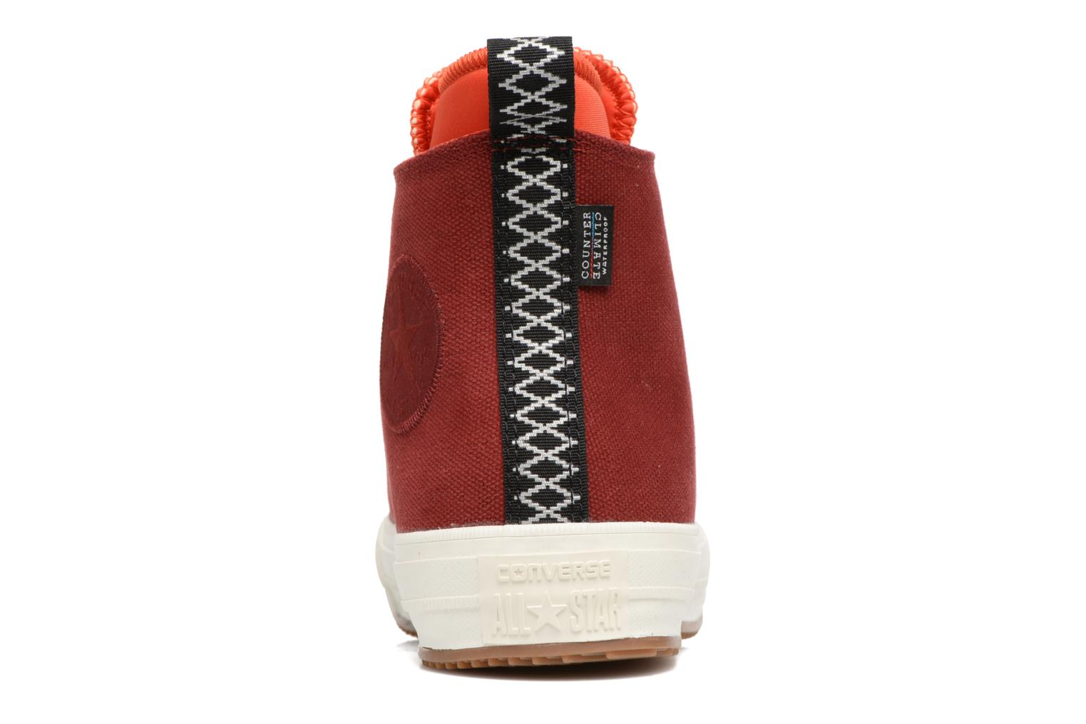 Trainers Converse Chuck Taylor All Star II Hi Shield Canvas Boot W Red view from the right