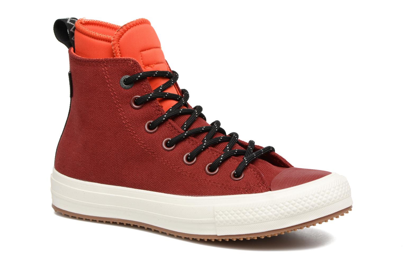 Trainers Converse Chuck Taylor All Star II Hi Shield Canvas Boot W Red detailed view/ Pair view