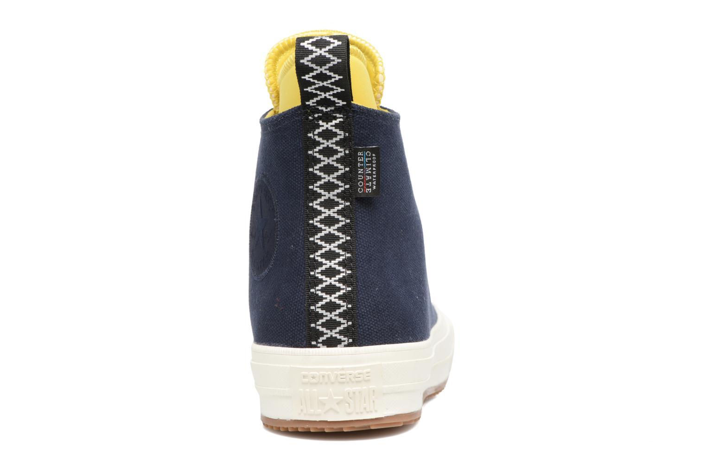 Sneaker Converse Chuck Taylor All Star II Hi Shield Canvas Boot W blau ansicht von rechts