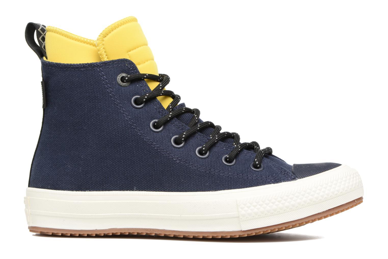 Sneaker Converse Chuck Taylor All Star II Hi Shield Canvas Boot W blau ansicht von hinten