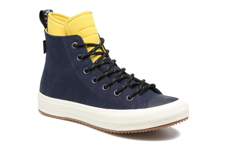 Sneaker Converse Chuck Taylor All Star II Hi Shield Canvas Boot W blau detaillierte ansicht/modell