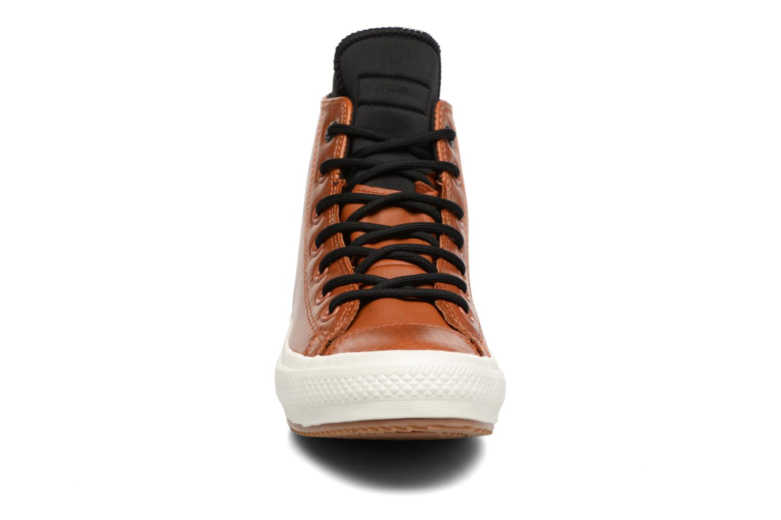 Trainers Converse Chuck Taylor All Star II Boot  Hi W Brown model view