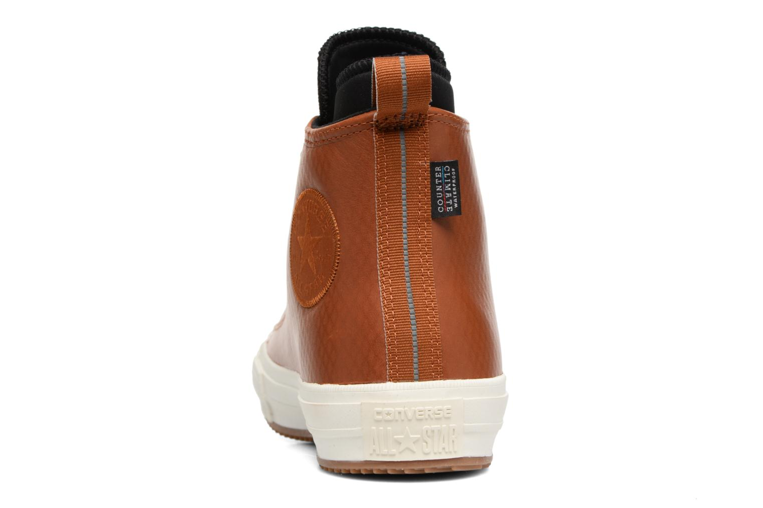 Trainers Converse Chuck Taylor All Star II Boot  Hi W Brown view from the right