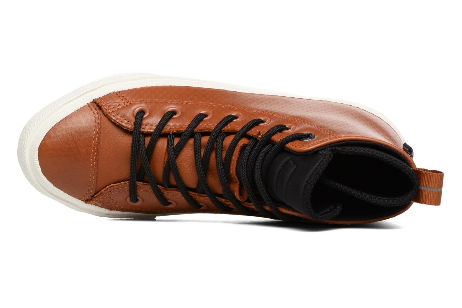 Trainers Converse Chuck Taylor All Star II Boot  Hi W Brown view from the left