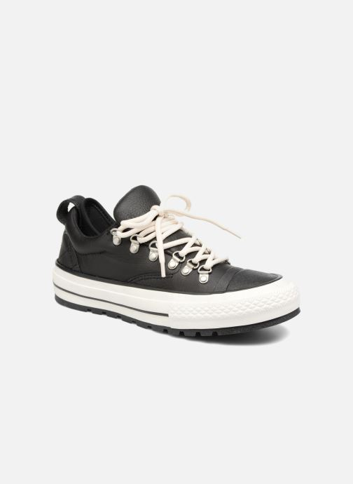 22c6ecebacf2 Trainers Converse Chuck Taylor All Star Descent Quilted Leather Ox W Black  detailed view  Pair