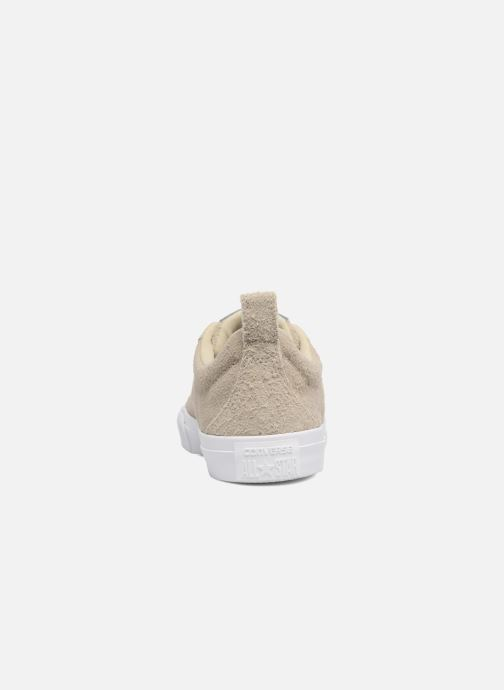 Sneakers Converse Chuck Taylor All Star Fulton Wooly Bully Ox Beige immagine destra