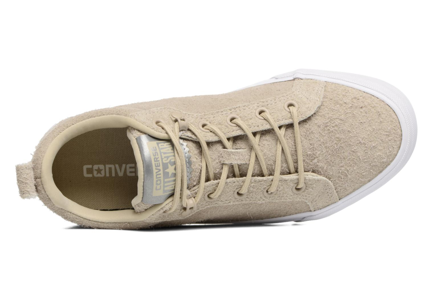 2143f28567e ... Converse Chuck Taylor All All All Star Fulton Wooly Bully Ox (Beige) -  Baskets ...