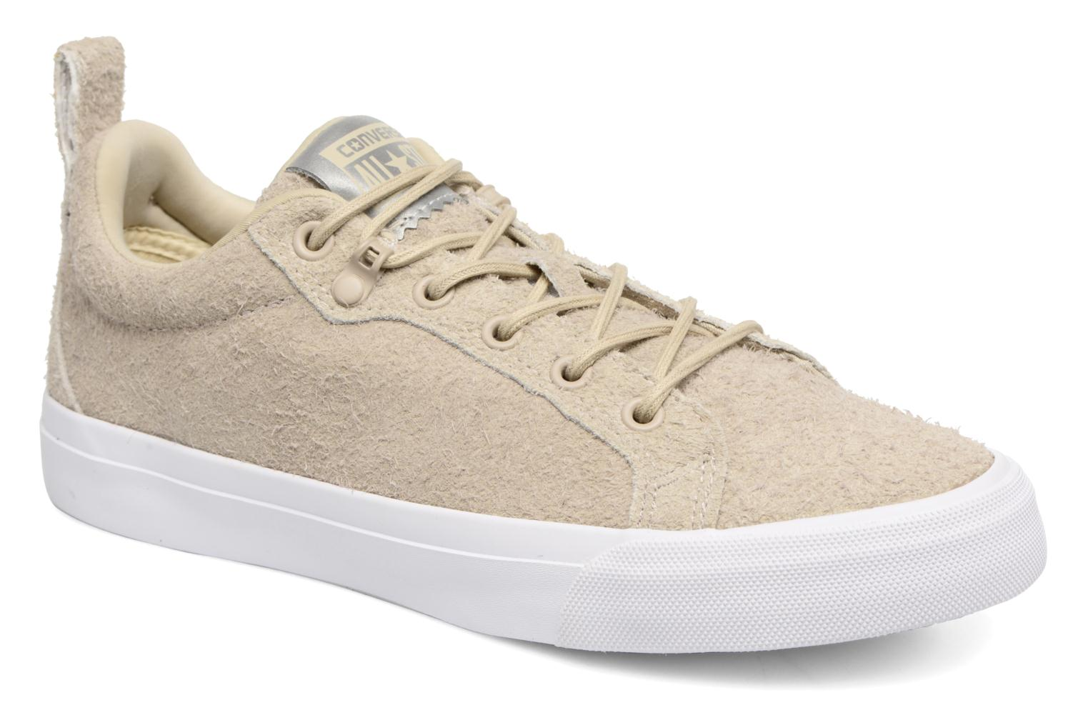 Trainers Converse Chuck Taylor All Star Fulton Wooly Bully Ox Beige detailed view/ Pair view