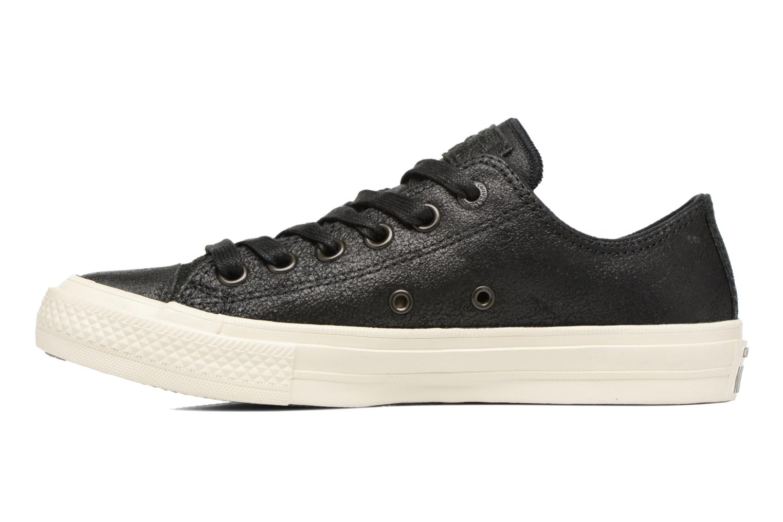 Trainers Converse Converse by John Varvatos Chuck II W Black front view