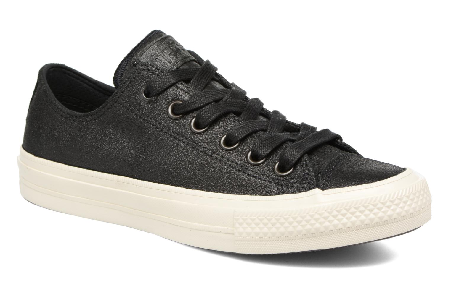 Trainers Converse Converse by John Varvatos Chuck II W Black detailed view/ Pair view