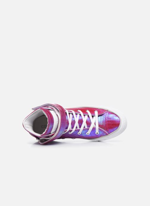 Trainers Converse Chuck Taylor All Star Brea Hi W Pink view from the left
