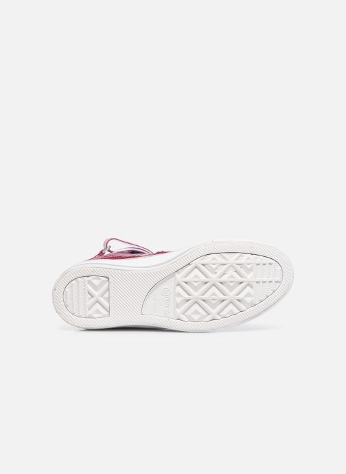 Trainers Converse Chuck Taylor All Star Brea Hi W Pink view from above