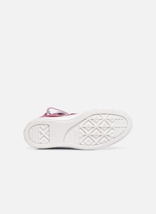 Sneakers Converse Chuck Taylor All Star Brea Hi W Rosa immagine dall'alto
