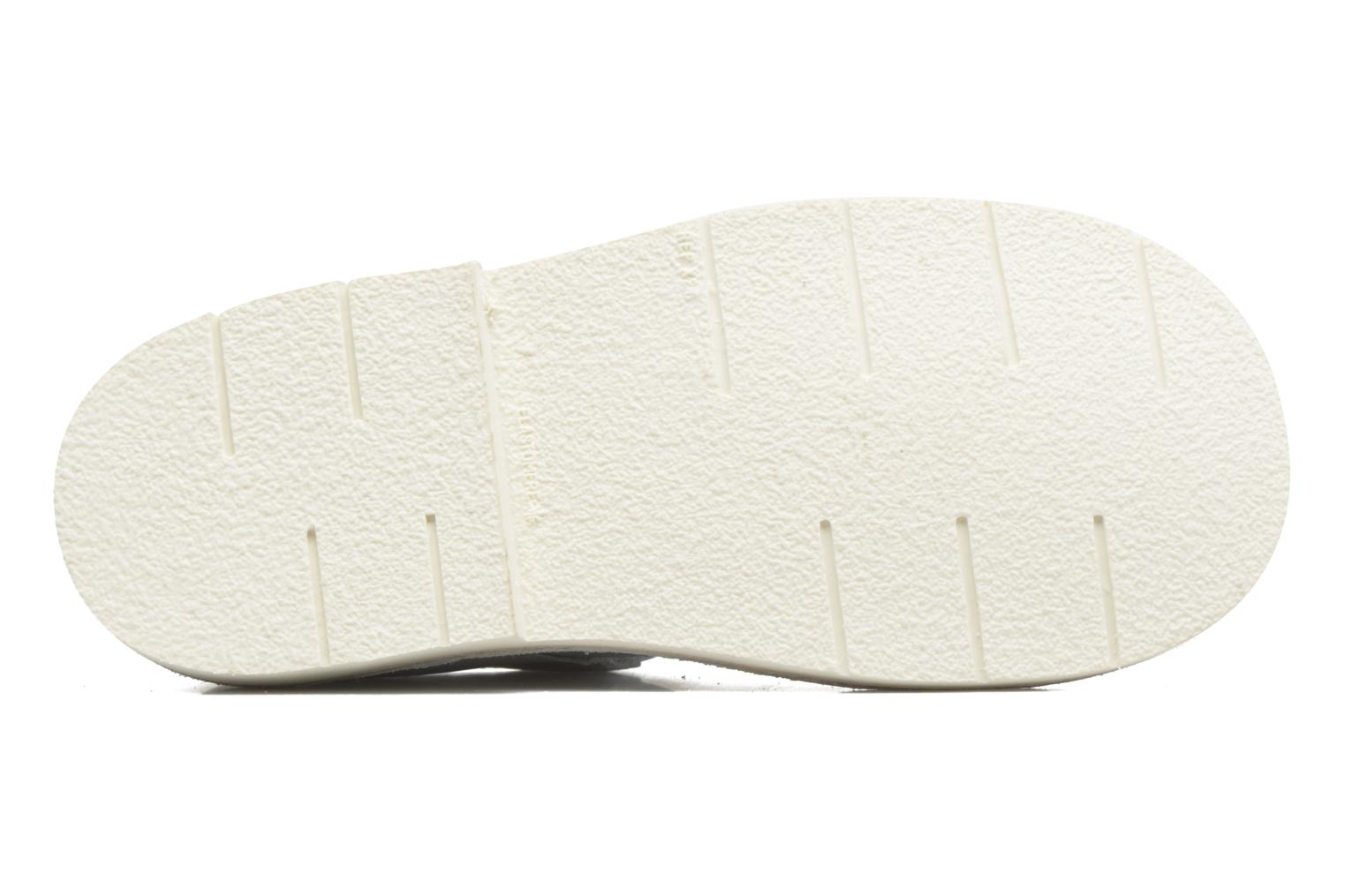 Ballet pumps GBB Knepa White view from above