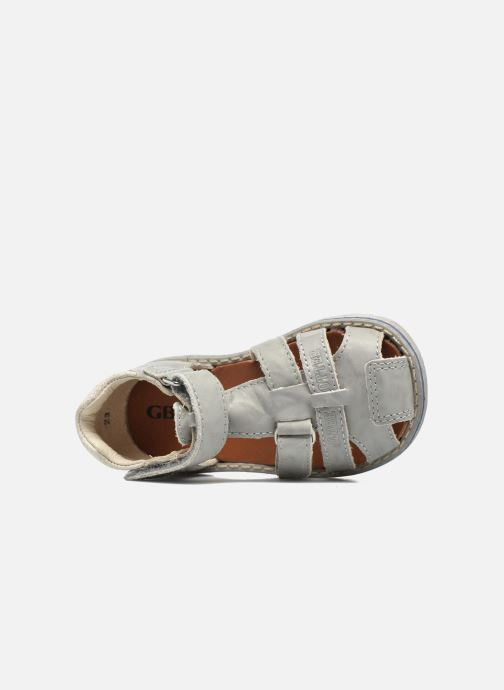 Sandalen GBB Mathurin Grijs links