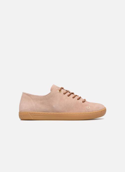 Sneakers Birkenstock Arran Roze achterkant