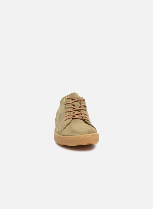 Baskets Birkenstock Arran Vert vue portées chaussures