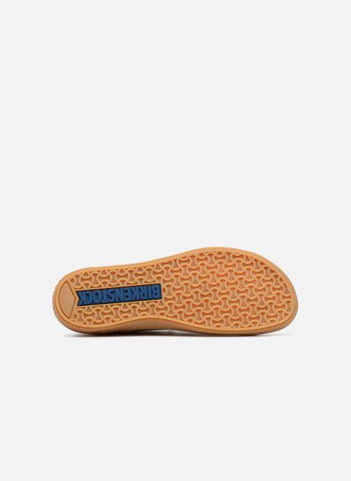 Sneaker Birkenstock Arran beige ansicht von oben