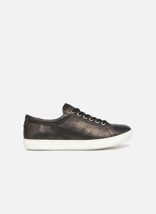 Sneaker Birkenstock Arran schwarz ansicht von hinten