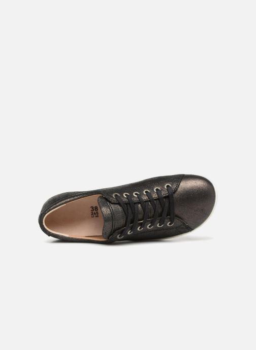 Sneaker Birkenstock Arran schwarz ansicht von links