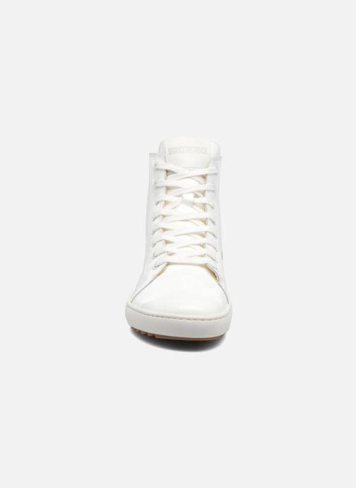 Schnürschuhe Birkenstock Bartlett W weiß schuhe getragen