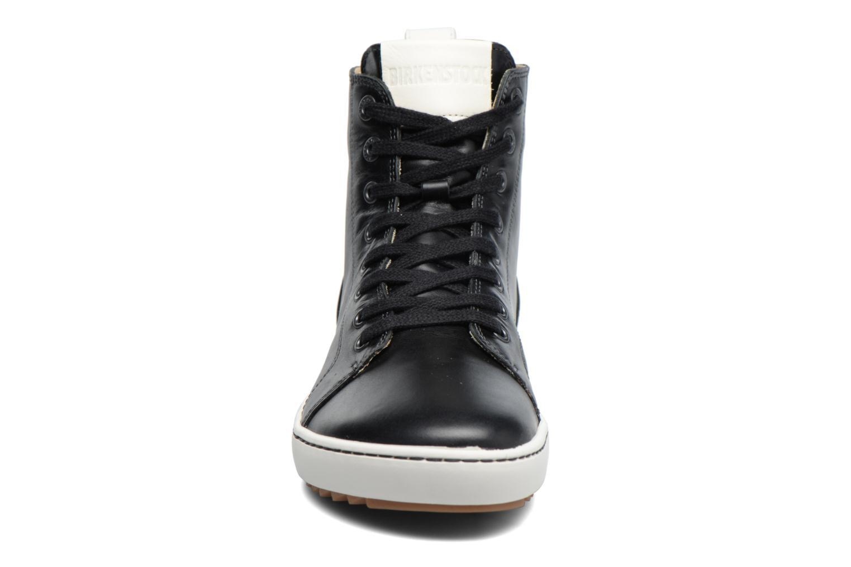 Zapatos con cordones Birkenstock Bartlett W Negro vista del modelo