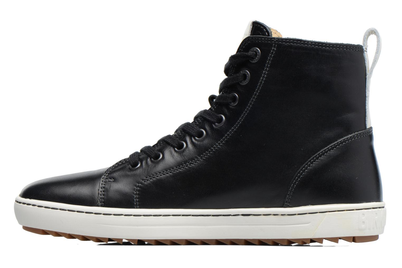 Zapatos con cordones Birkenstock Bartlett W Negro vista de frente