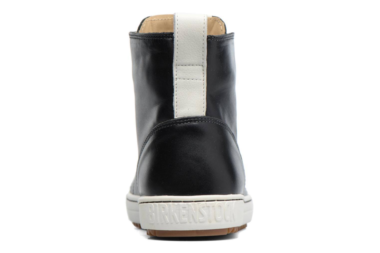 Zapatos con cordones Birkenstock Bartlett W Negro vista lateral derecha