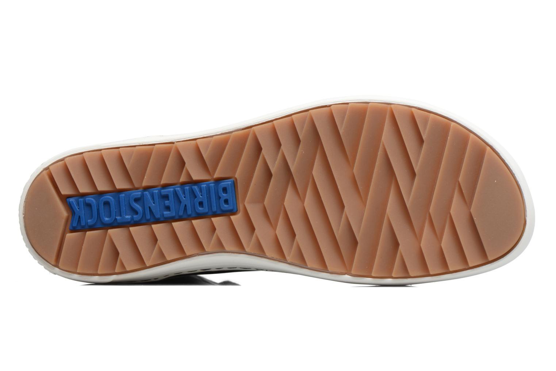 Zapatos con cordones Birkenstock Bartlett W Negro vista de arriba