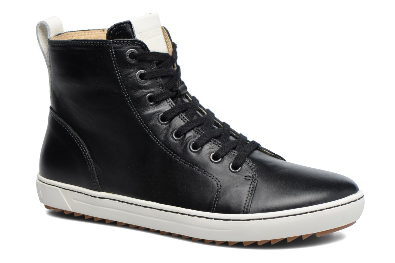 Zapatos con cordones Birkenstock Bartlett W Negro vista de detalle / par