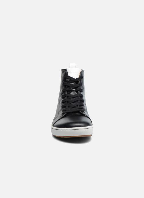Baskets Birkenstock Bartlett Noir vue portées chaussures