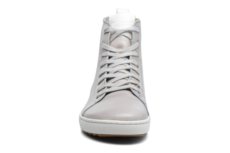 Sneaker Birkenstock Bartlett grau schuhe getragen