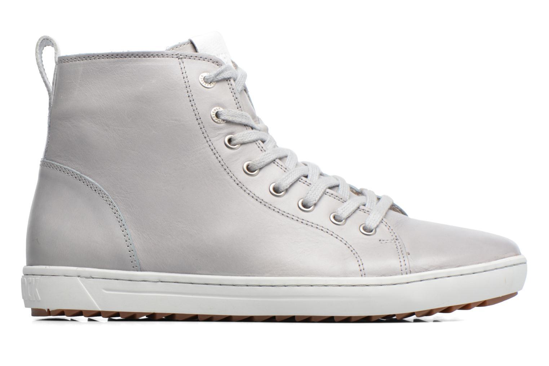Sneaker Birkenstock Bartlett grau ansicht von hinten